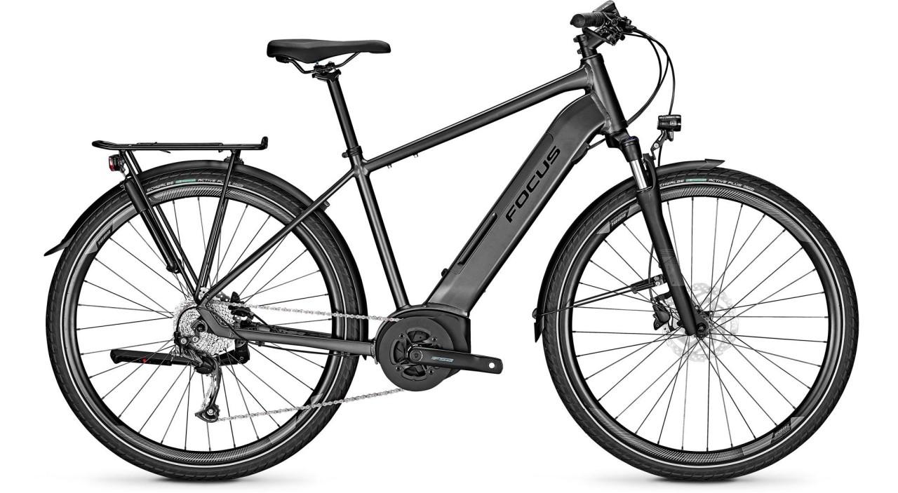 Focus Planet2 5.7 Diamond Black 2021 - E-Bike Trekkingrad Herren