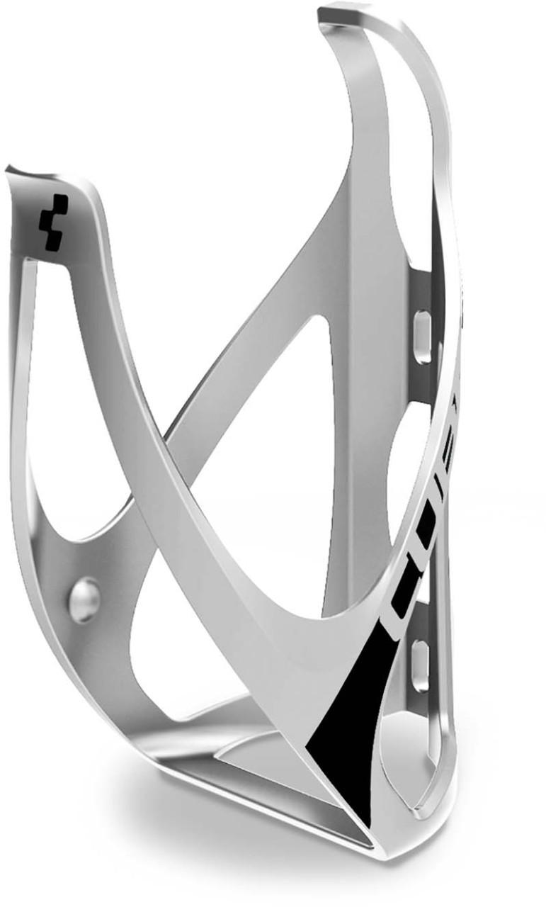 Cube Flaschenhalter HPP matt light grey n black