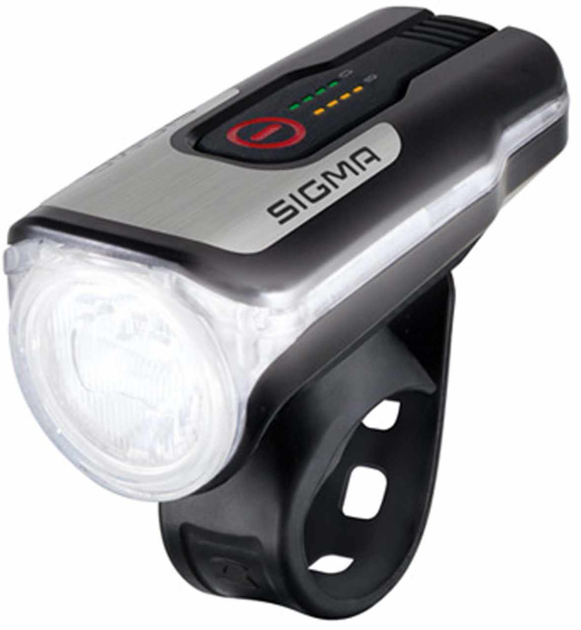Sigma LED-Akku-Frontleuchte Sigma Aura 80 USB 80 Lux