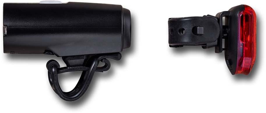 RFR Beleuchtungsset Tour 18 USB black