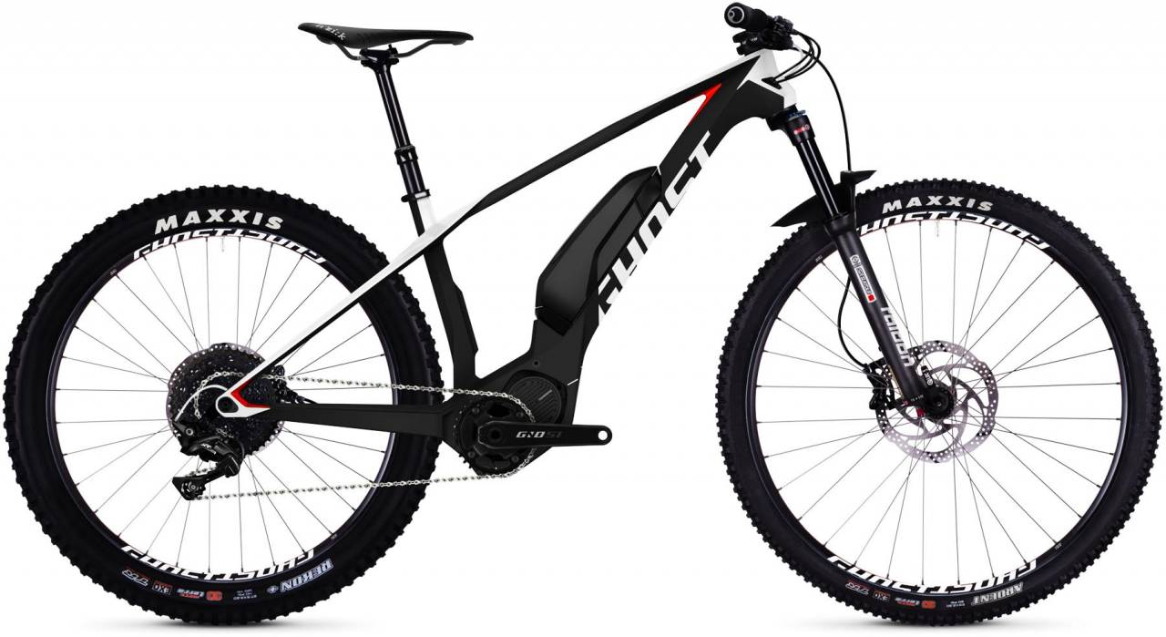 Ghost Hybride Lector S4.7+ LC 2019 - E-Bike Hardtail Mountainbike