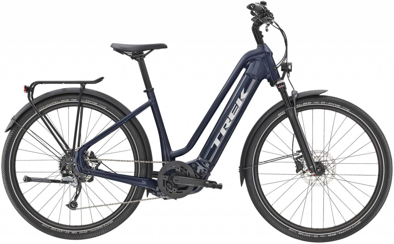 Trek Allant+ 7 Nautical Navy 2021