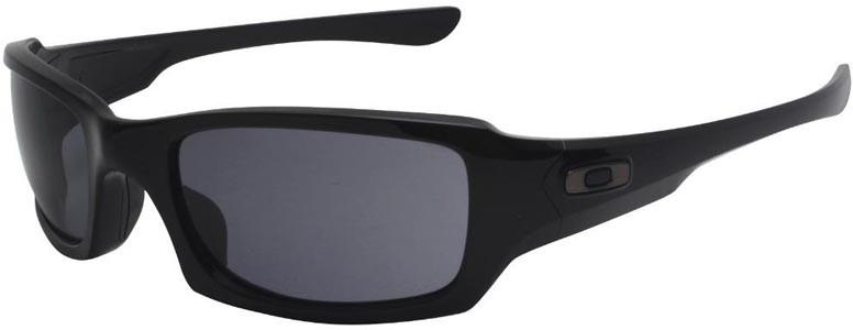 Oakley Fives Squared Polished Black / Grey