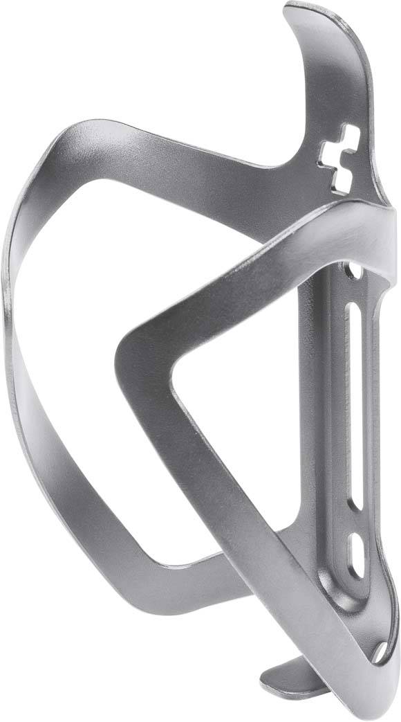Cube Flaschenhalter HPA Top Cage silver anodized