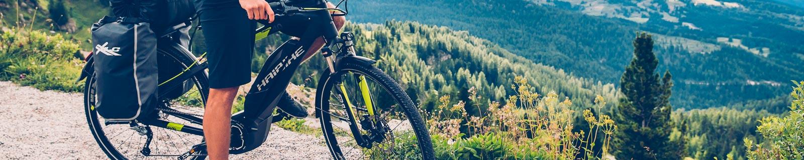 Haibike E-Bike Trekkingräder