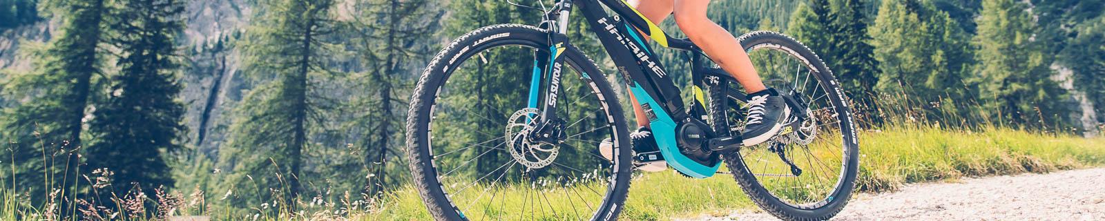 Haibike E-Bike Hardtail Mountainbikes