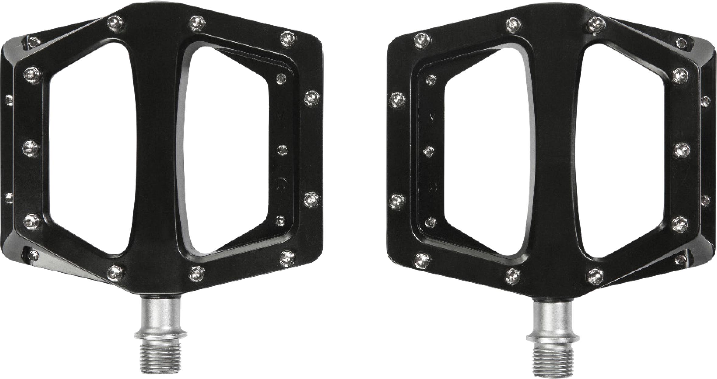 cube rfr pedale flat race schwarz pedale zubeh r. Black Bedroom Furniture Sets. Home Design Ideas