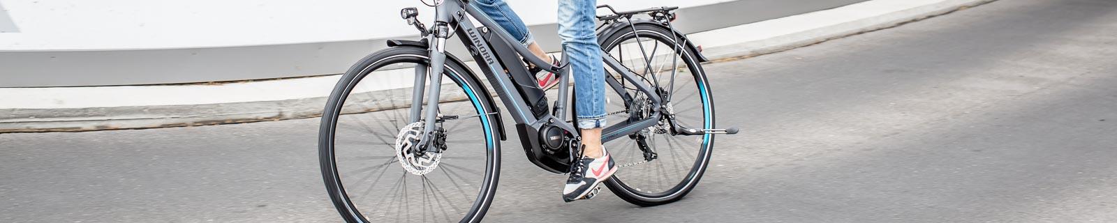 Winora E-Bike Trekkingräder