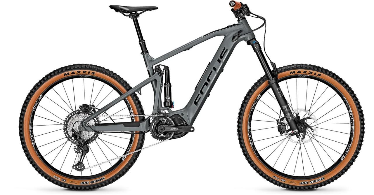 Focus Focus Sam2 6.8 Slate Grey 2020 - E-Bike Fully Mountainbike