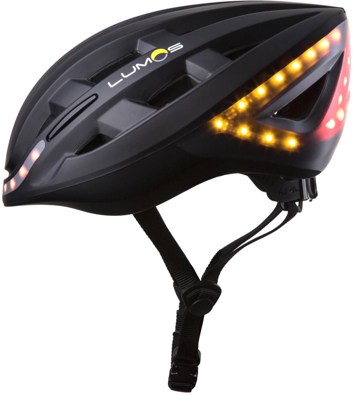 Lumos Kickstart Fahrradhelm mit Blinkfunktion